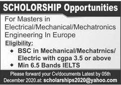 Pakistan Based Company Lahore Offering Scholarship Programs