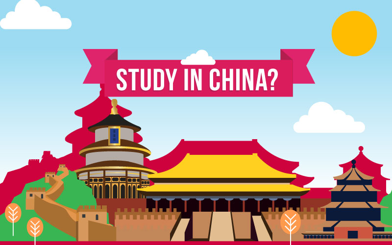 Study In China Admission Ads