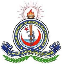 Liaquat University Of Medical & Health Sciences Admission Ads