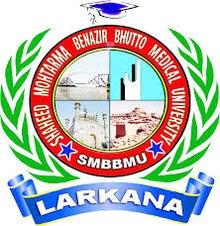 Shaheed Mohtarma Benazir Bhutto Medical University Larkana Admission Ads