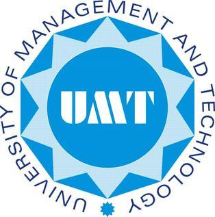 University Of Management And Technology Admission Ads