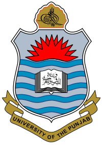University of the Punjab Admission Ads