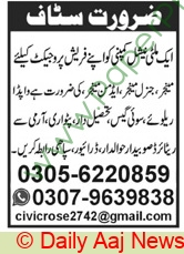 Multinational Company jobs newspaper ad for Manager in Multiple Cities