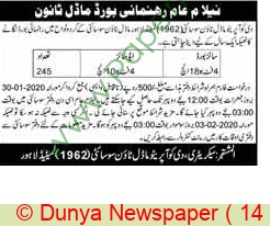 The Cooperative Model Town Society Lahore Auction Notice