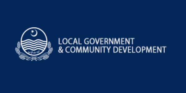 Local Government & Community Development Department Tenders