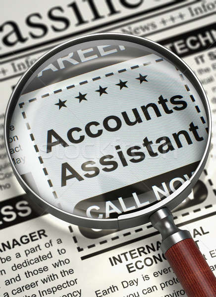 Assistant Accounts jobs in Pakistan